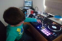 Starting training early! :-)